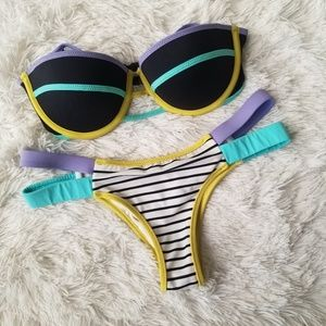 Victorias Secret Super Sexy Brazilian Bikini 2 pcs